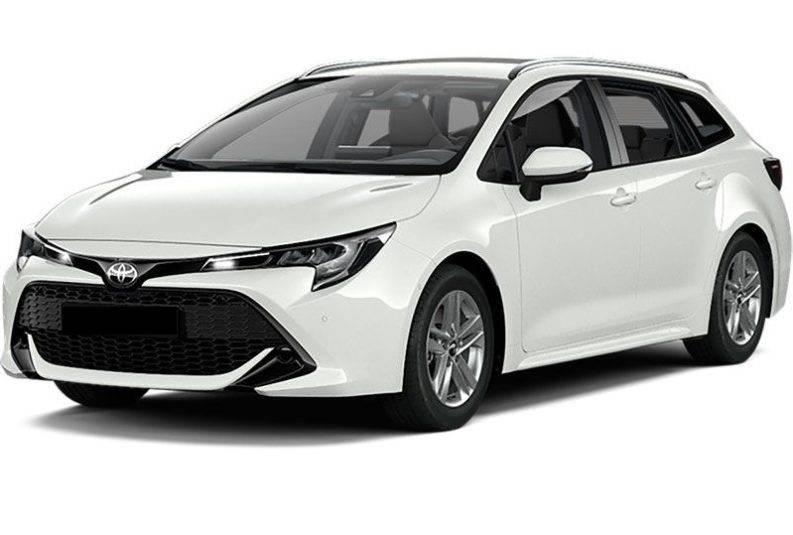 Autopůjčovna Brno - pronájem auta Toyota Corolla kombi