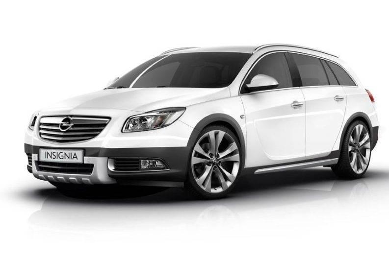 Autopůjčovna Brno - pronájem auta Opel Insignia